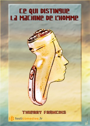 affiche Ce qui distingue la machine de l'Homme