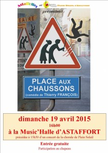 Place aux Chaussons Astaffolies 2015