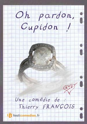 affiche Oh pardon, Cupidon !