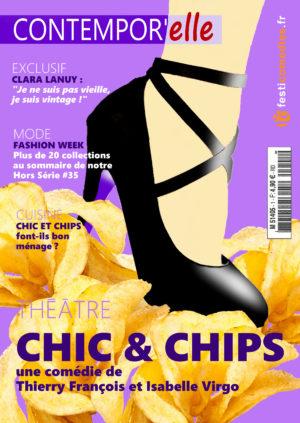 affiche Chic & Chips